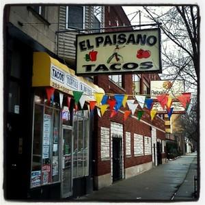 El Paisano Tacos