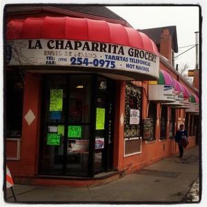 La Chaparrita Grocery