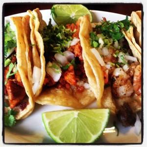 La Primavera Restaurant tacos