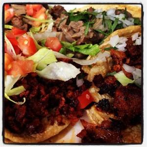 Zacatecas tacos