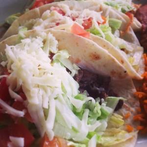 El Puerto Mexican Restaurant tacos